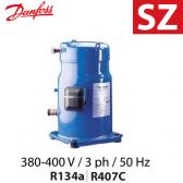 Compresseur DANFOSS hermétique SCROLL SZ300-A4BPE