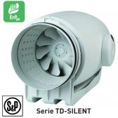 Ventilateur de conduit ultra-silencieux TD-SILENT - TD 1000/200 SILENT 3V de S&P