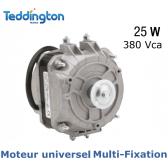 Moteur universel Multi-Fixation TF M25W 380V de Teddington
