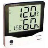 Termômetro digital e higrômetro BT-2