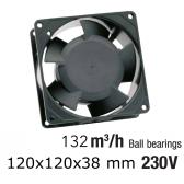 Ventilateur axial compact TF MC 12038HB