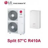 Pompe à Chaleur THERMA V Split 57°C - HU121.U33 + HN1616.NK3 - R410A
