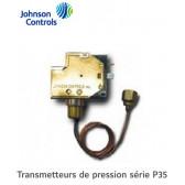 """Transmetteurs de pression P35AC-9100  """"Johnson Controls"""""""