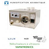 Nébulisateur à ultrasons VAPATRONICS - 1,2 L/H - VAPATRONICS  HU25 de Teddington
