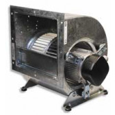 Ventilateur centrifuge DD 12-12-9 S 5/4 BB