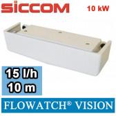 """Pompe de relevage de condensats murale FLOWATCH® VISION de """"SICCOM"""""""