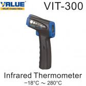 Thermomètre infrarouge VIT300 de Value