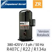 Compresseur COPELAND hermétique SCROLL ZR19 M3E-TWD-961