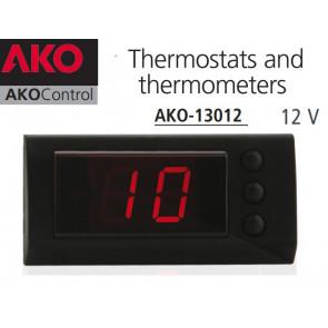 Termômetro Digital AKO 13012 com uma sonda NTC