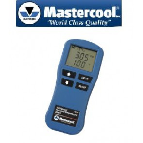"""Conversor digital de pressão / temperatura """"Mastercool"""""""