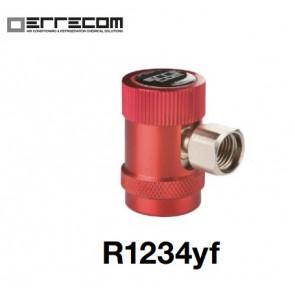 Coupleur rapide pour R1234yf Haute pression