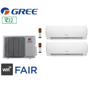 GREE Bi-split FAIR FM 18 + 2 Fair 9