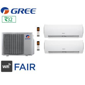 GREE Bi-split FAIR FM 21 + 1 Fair 9 + 1 Fair 12