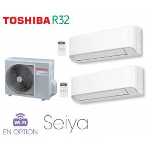 Toshiba Seiya Bi-Split RAS-2M10U2AVG-E + 1 RAS-B05J2KVG-E + 1 RAS-B07J2KVG-E