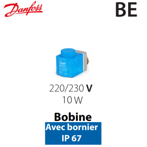 Bobine haute performance BE 018F6732 Danfoss