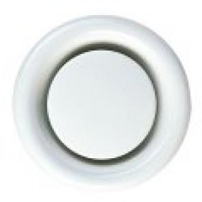 Valvula de Extração em aço branco
