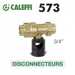 Disconnecteur non contrôlable à zone de pression différentes, type CAa - 573515