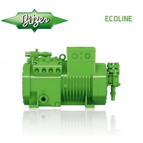 Compresseur semi-hérmetique à piston 4EES-4Y de BITZER - ECOLINE