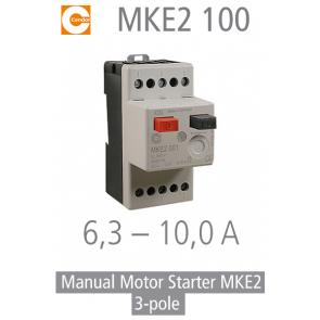 Démarreur de moteur manuel MKE2 100 de Condor