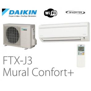Daikin COMFORT PLUS modelo FTX25JV