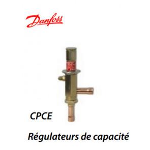 Régulateur de capacité CPCE de Danfoss