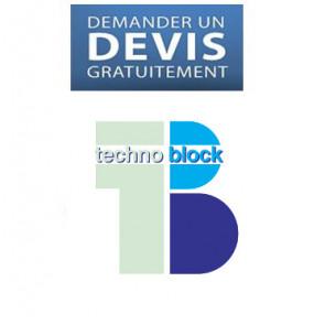 Demande de devis Technoblock