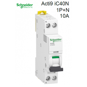 "Disjonctor ""Schneider"" D10"