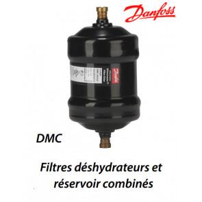Filtres déshydrateurs et réservoir combinés DMCde Danfoss