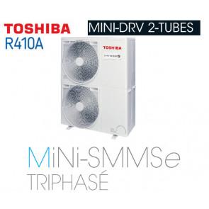 Toshiba gamme DRV 2-Tubes MiNi-SMMSe Triphasé