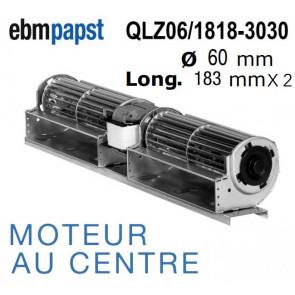 Ventilateur Tangentiel QLZ06/1818-3030 de EBM-PAPST