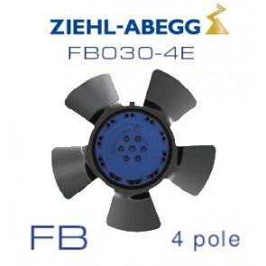 Ventilateur hélicoïde série FB - Diamètre 300 - Ziehl-Abegg