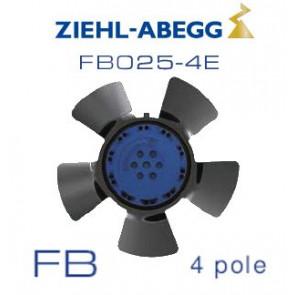 Ventilateur hélicoïde série FB - Diamètre 250 - Ziehl-Abegg