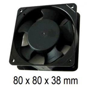 Ventilateur Axial compact FD8038A2HBL/Q de Fengda