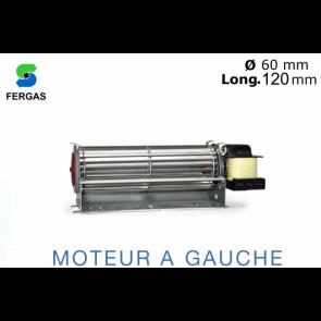 Ventilateur Tangentiel TGO 60/1-120/20 de Fergas