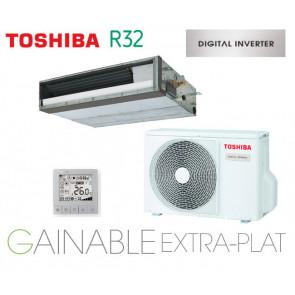 Toshiba Gainable extra-plat DI RAV-RM401SDT-E