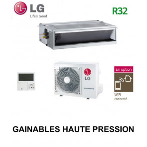 LG GAINABLE Haute pression statique CM18R.N10 - UU18WR.U20