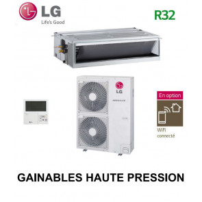 LG GAINABLE Haute pression statique UM36R.N20 - UU36WR.U30