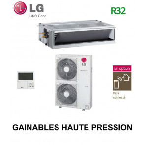 LG GAINABLE Haute pression statique UM60R.N30 - UU60WR.U30