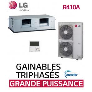 LG Gainable Grandes Puissances UB70.N94 - UU70W.U34