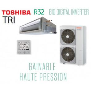 Toshiba Gainable haute pression Big Digital inverter RAV-RM2801DTP-E triphasé
