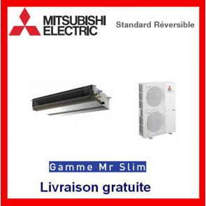 Gainable Extra plat Réversible Mr Slim - Mitsubishi - PEH-RP125JA