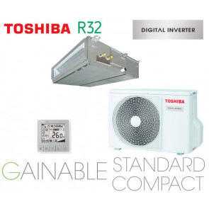Toshiba Gainable BTP standard compact Digital inverter RAV-RM801BTP-E