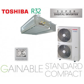 Toshiba Gainable BTP standard compact Super Digital inverter RAV-RM1401BTP-E