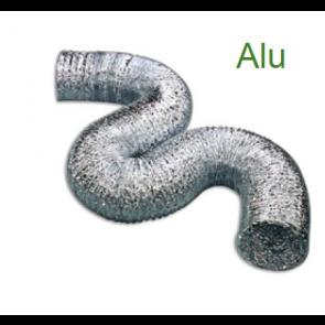 Conduta em aluminium 10 mts 127m / m