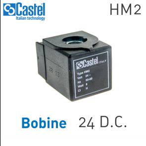 """Bobinas HM2 de """"Castel"""""""