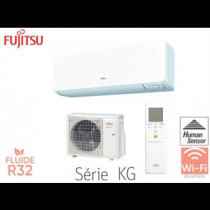 Fujitsu mural DC inverter Série KG ASYG 12 KG
