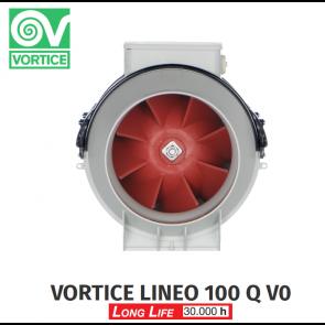 Centrífugas modelo fã VORTICE Lineo 100 Q VO