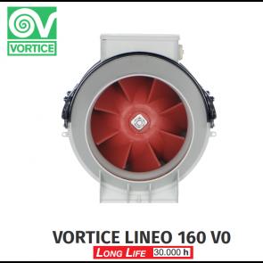 Centrífugas modelo fã VORTICE Lineo 160 VO