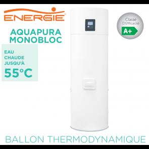 Pompe à chaleur AQUAPURA MONOBLOC 250i de Energie