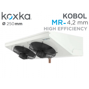 Evaporateur MR-6E-HE de KOBOL